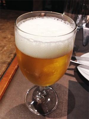 バルバッコアグリル ビール