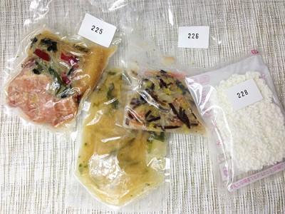 美健倶楽部 ダイエット宅配食 BC400④ 豚肉と野菜の五目炒めセット 個別