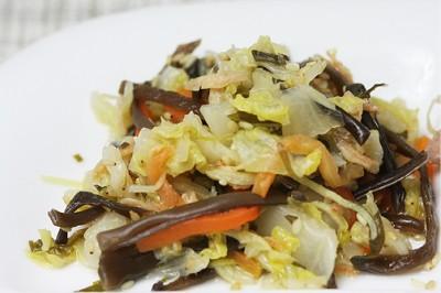 豚肉と野菜の五目炒め