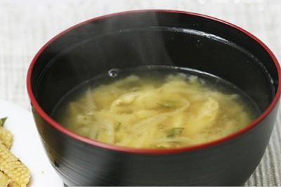 切干し大根の味噌汁