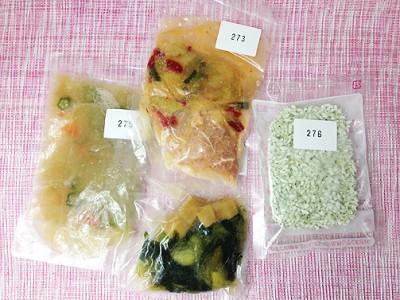 美健倶楽部 ダイエット宅配食 BC400⑦ 豚肉とキャベツの味噌炒めセット 個別冷凍