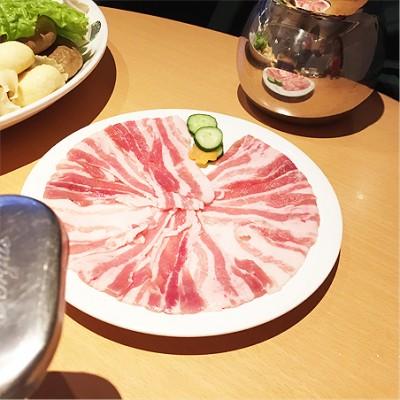 米沢豚一番育ちしゃぶしゃぶ肉