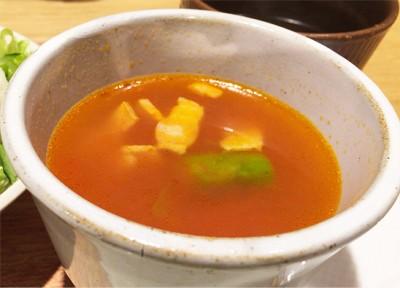 タニタ食堂 スープ