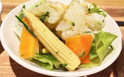 タニタ食堂 サラダ