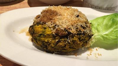 タニタ食堂 かぼちゃとひじきの焼きコロッケ