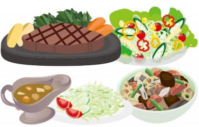 糖質制限ダイエットメニュー